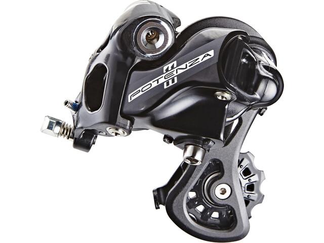 CAMPAGNOLO Potenza 11 Dérailleur arrière chape courte 11 vitesses, black